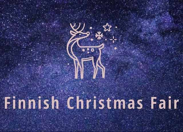 Finnish Christmas Fair logo